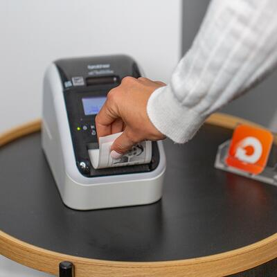 Print customised visitor ID badges with a visitor management system: SwipedOn