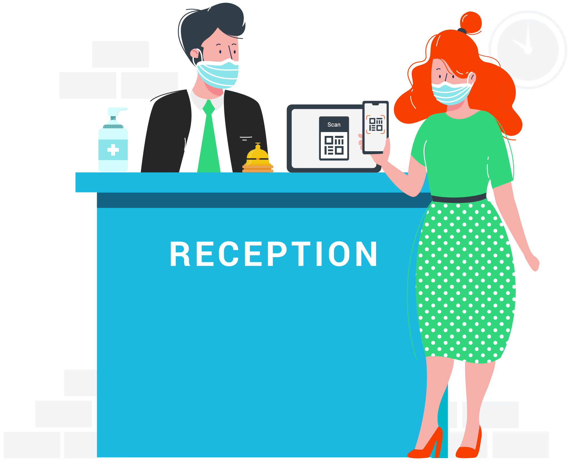 Receptionist-QR-01