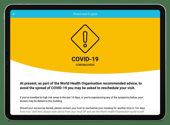 swipedon-covid19-iPad Pro