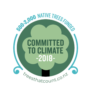 SwipedOn x Trees That Count, Committed to Climate