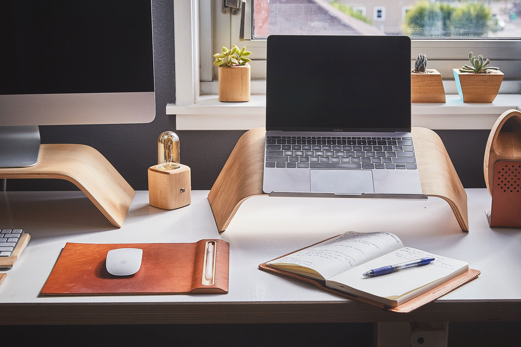 Remote working tips: Invest in the idea of desk feng shui