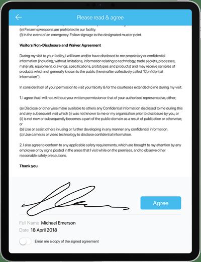 1. Streamline Compliance and Security Standards - SwipedOn