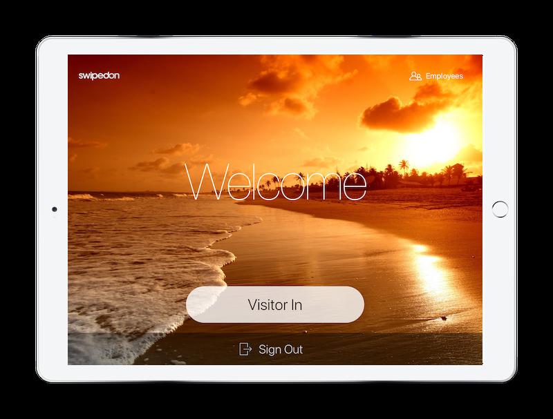iPad-Welcome
