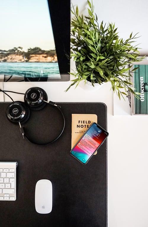 iphone notifications desk