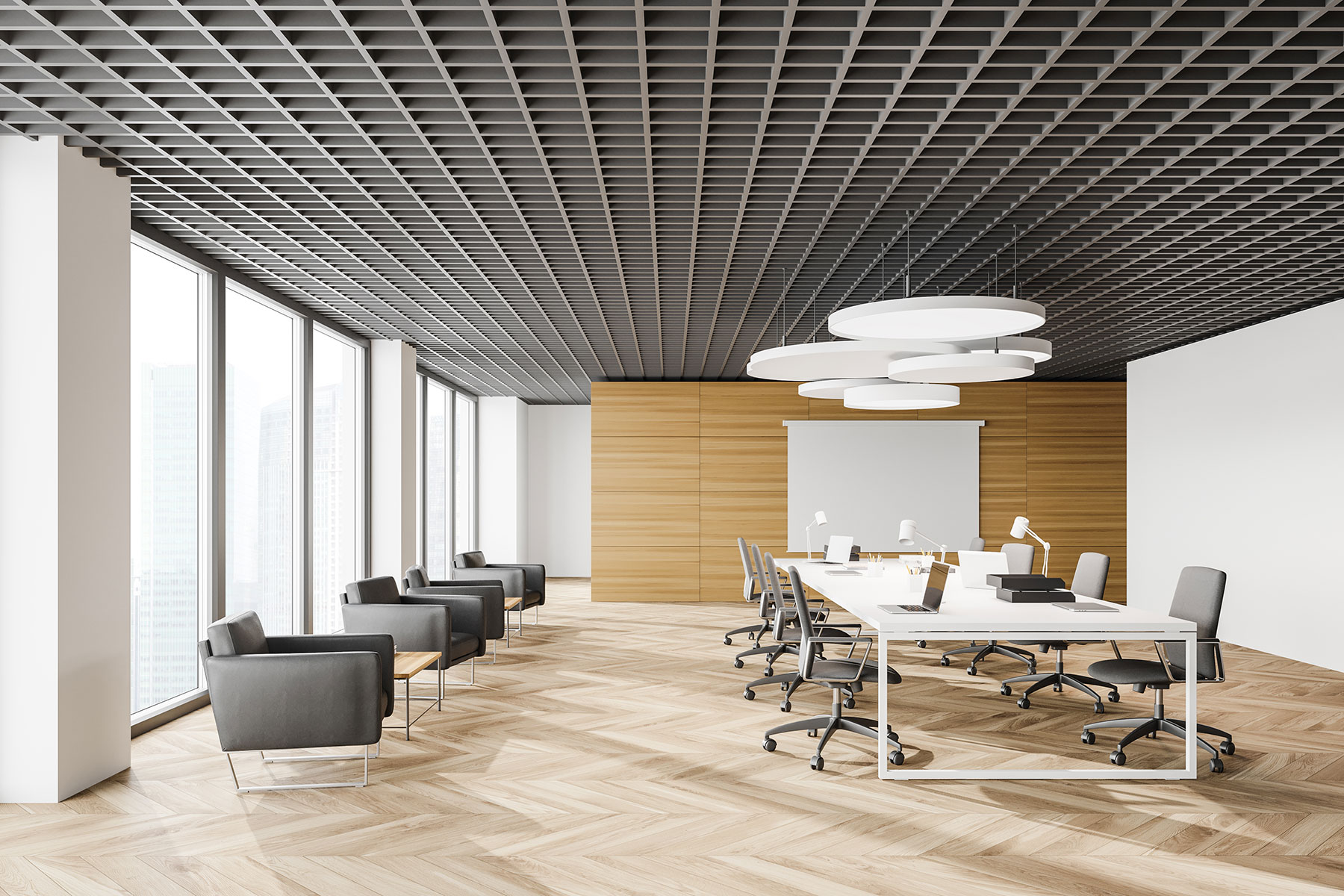 Minimize Areas of Contact in the Workplace