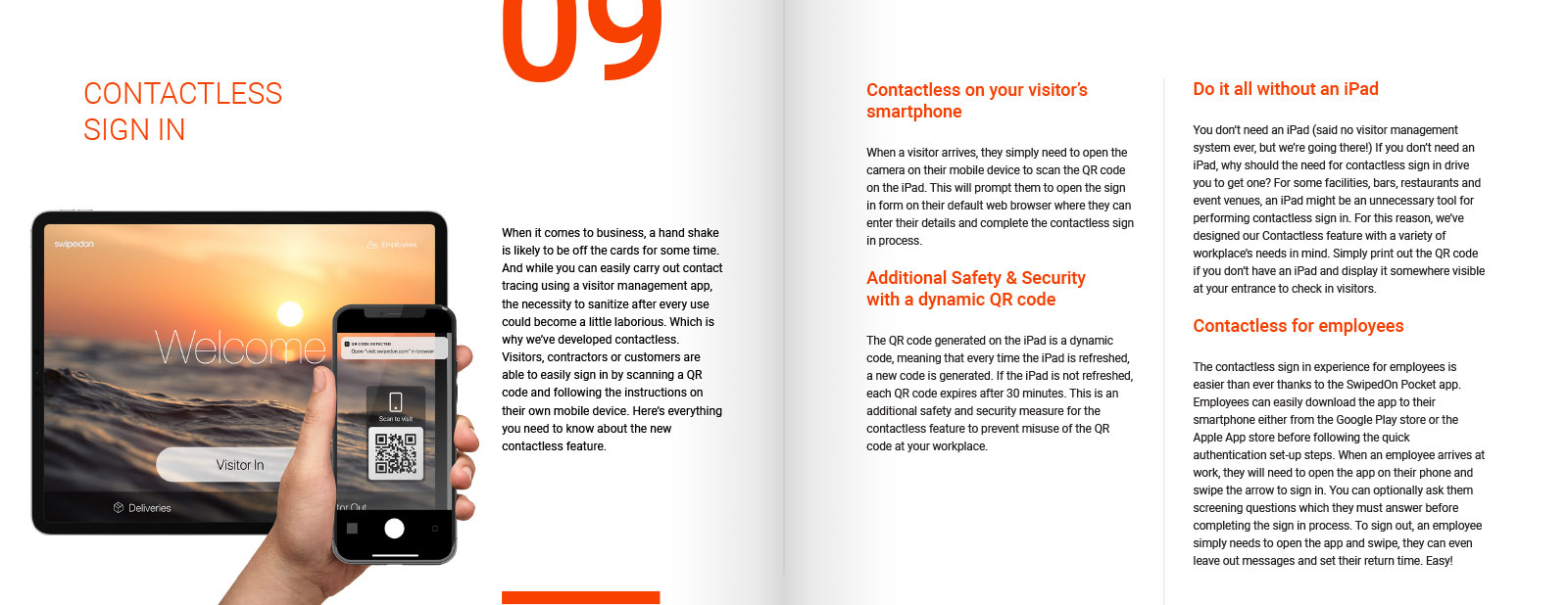 COVID-19; The SwipedOn guide to keeping employees safe at work